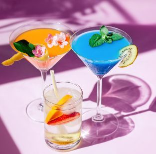 COCKTAILS SIN ALCOHOL 2